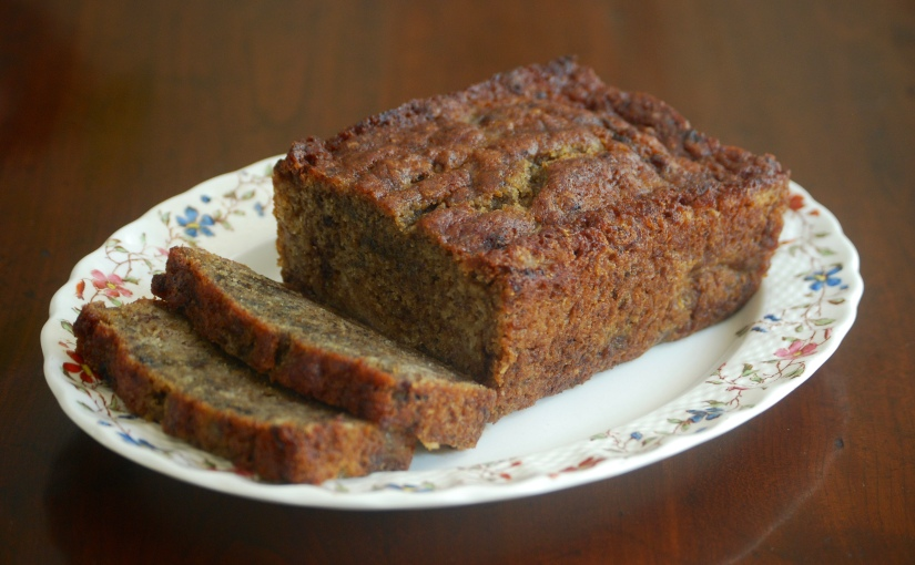 Italian Breakfast Banana Bread