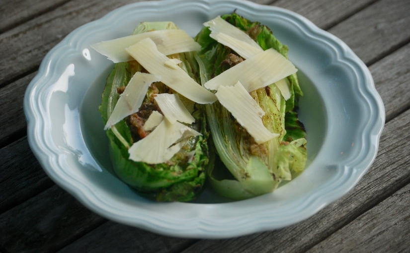 A Riff on a Caesar Salad