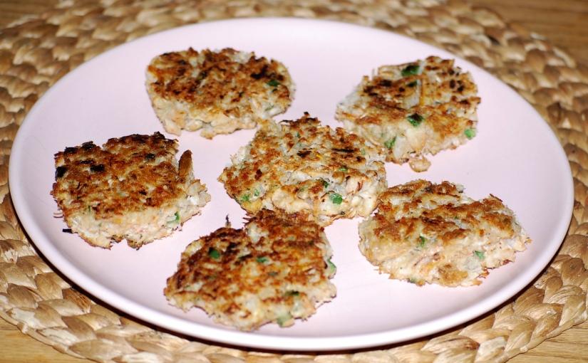 Coconut Crab Cakes